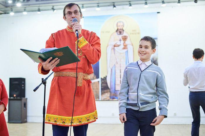 Международный фестиваль народного творчества «Иоанн Кронштадтский – святой нашего времени»