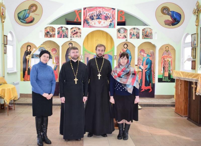 Новое сестричество в честь и память Кронштадтского чудотворца