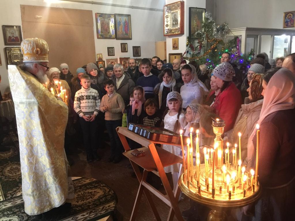Донецк: Сердечно благодарим за молитвы и помощь!