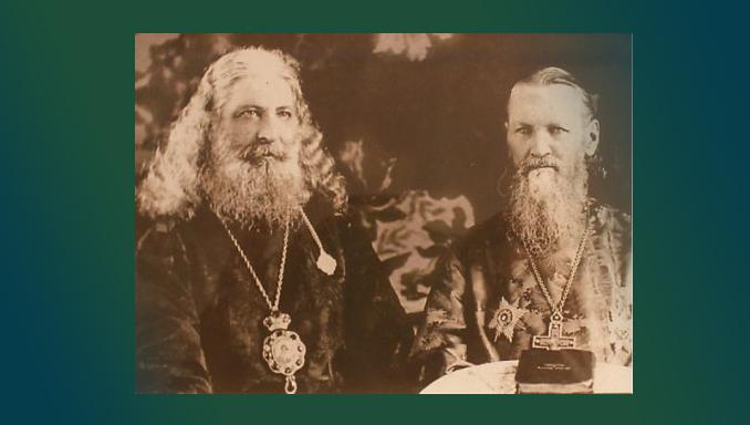 Отец Иоанн Кронштадтский в Сарапуле в 1904 году