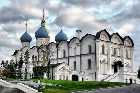 «Не представлял, чтобы Казань была так велика и красива!»