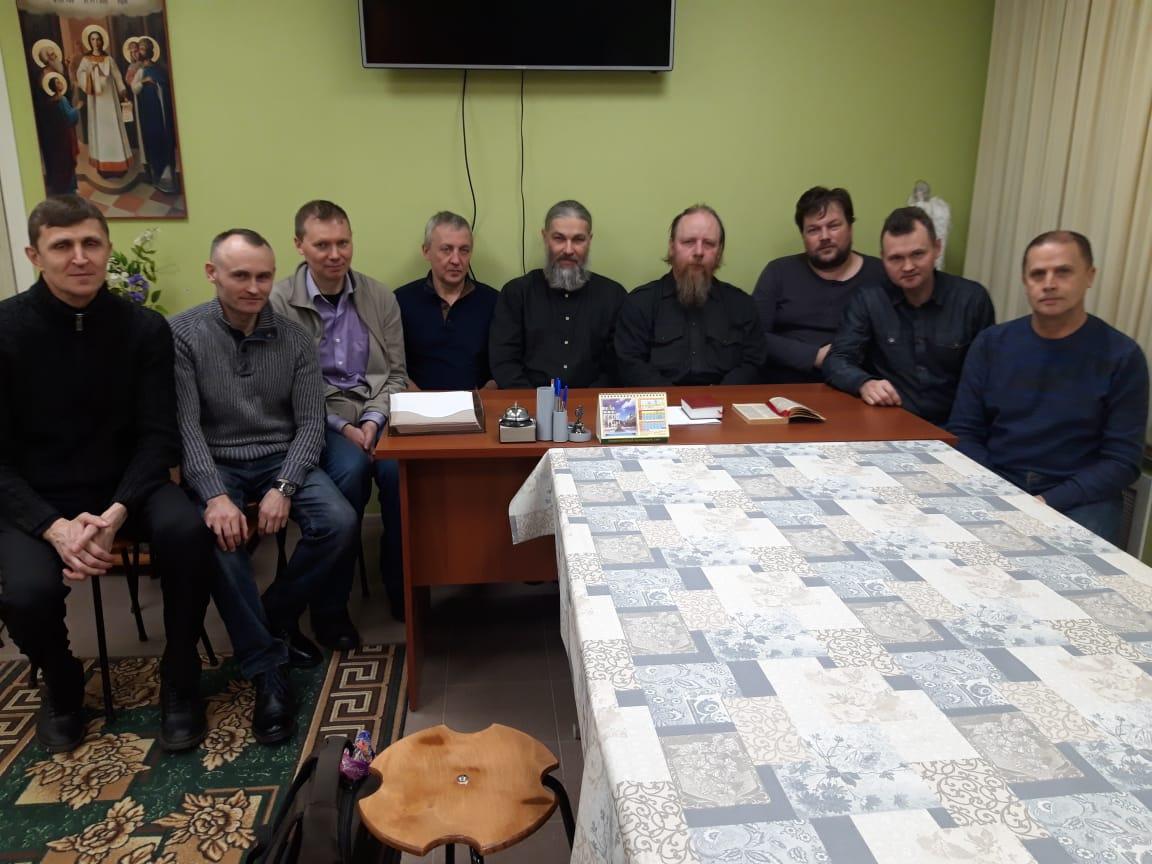 «Толкование Евангелия от Марка» – тема беседы с прот. Олегом Гавриловым