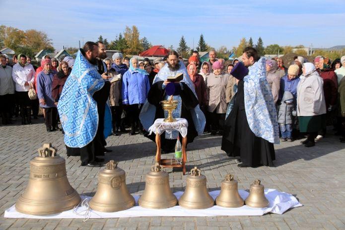Омская обл.: Соборная молитва – это великое благо