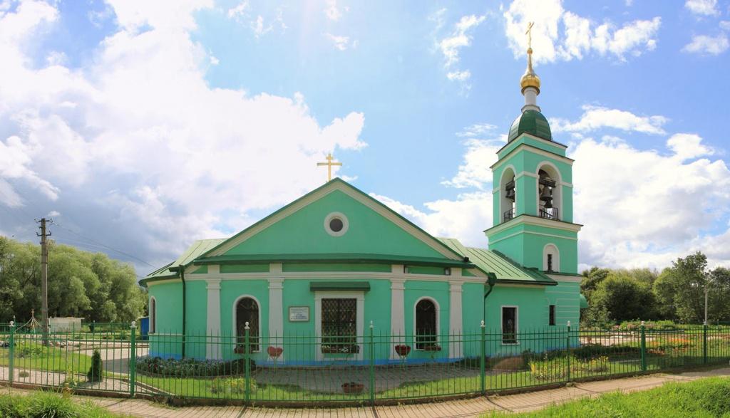 Псковская обл.: Храм Кронштадтского пастыря нуждается в помощи