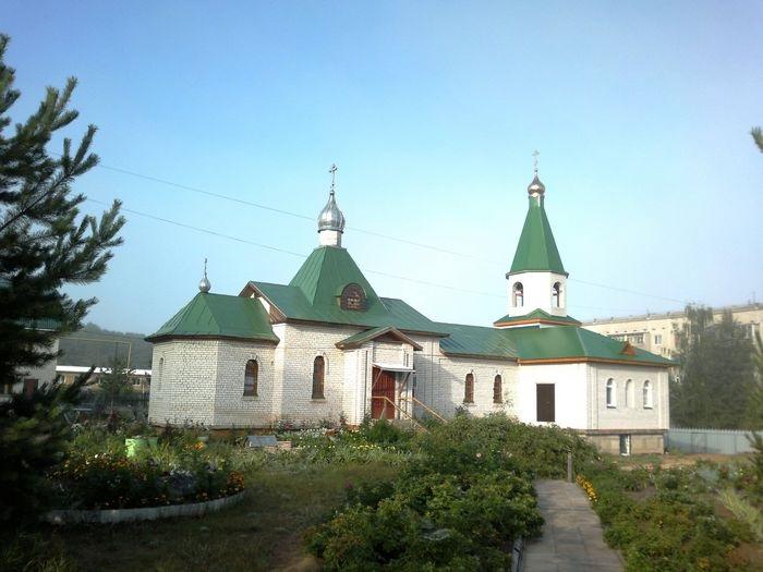 Волжская, г. Волжск (храм)