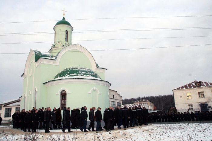 Городецкая, пос. Сухобезводное, Нижегородская обл. (храм)
