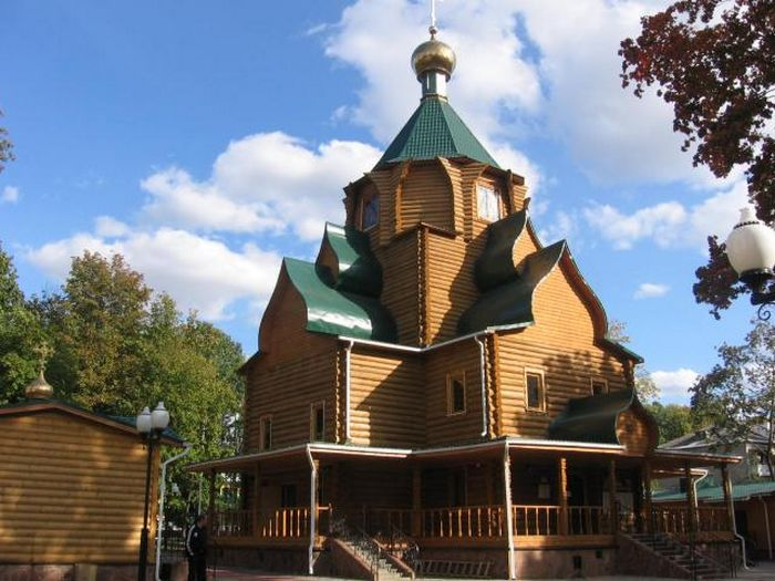 Белгородская, г. Белгород (храм)