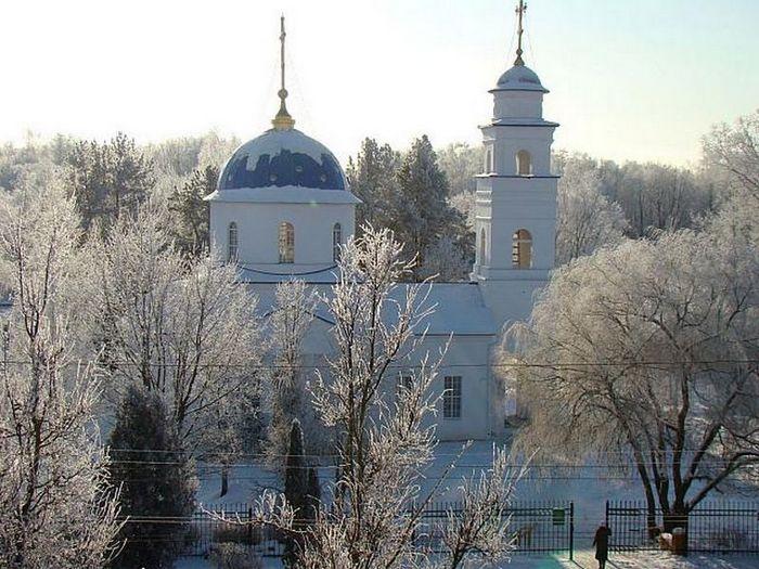Брянская, г. Брянск (храм)