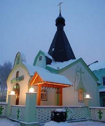 Владимирская, г. Владимир (храм)