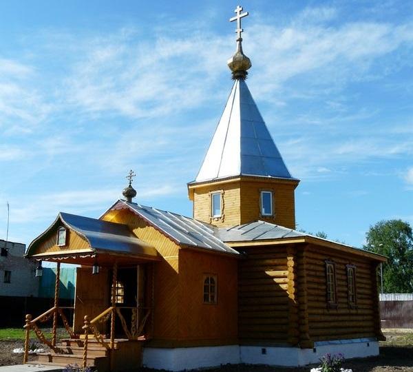 Галичская, пос. Островское, Костромская обл. (храм)