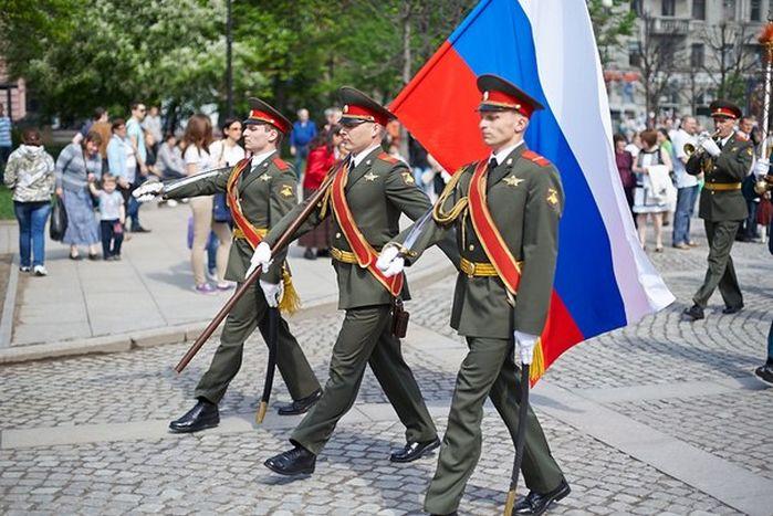 Конкурс «Ратная слава России» - 2013