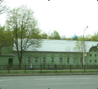 Санкт-Петербургская, г. Санкт-Петербург, Шувалово (воскресная школа)