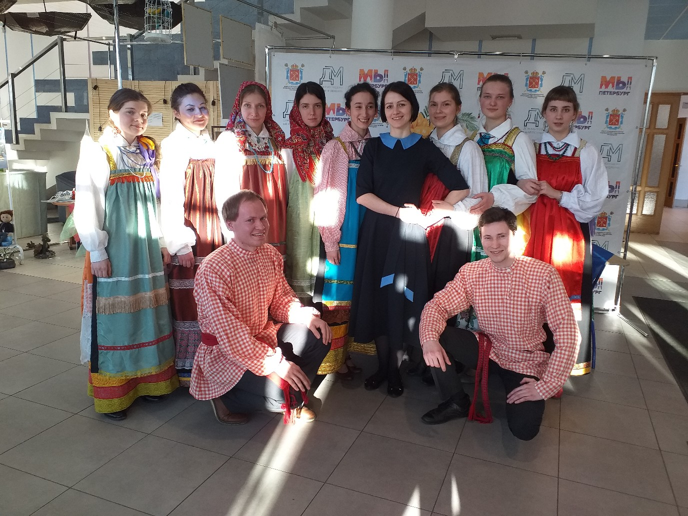 «Лазорев цвет» участвовал в отборочном туре престижного городского фестиваля