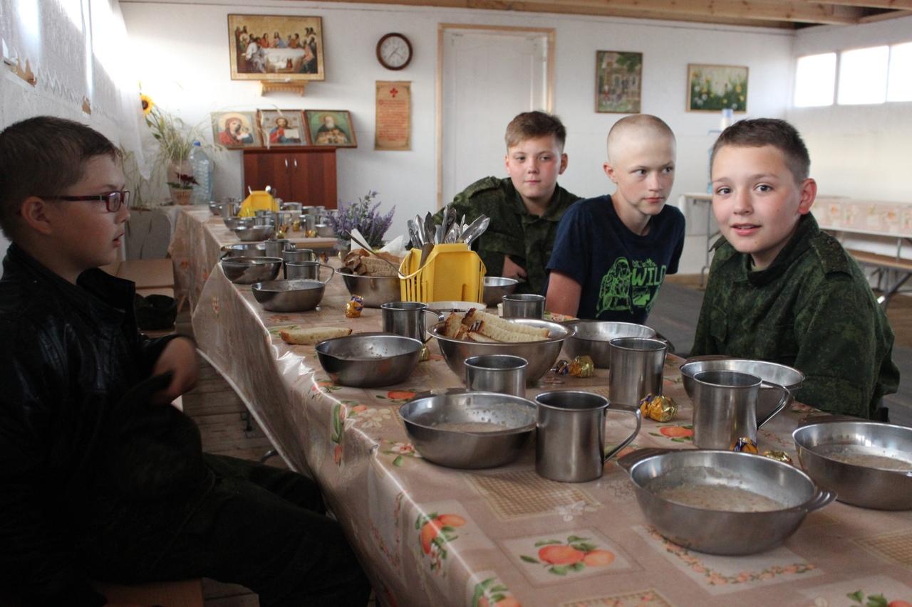 В Военно-патриотическую экспедицию «Архистратиг» требуется повар!