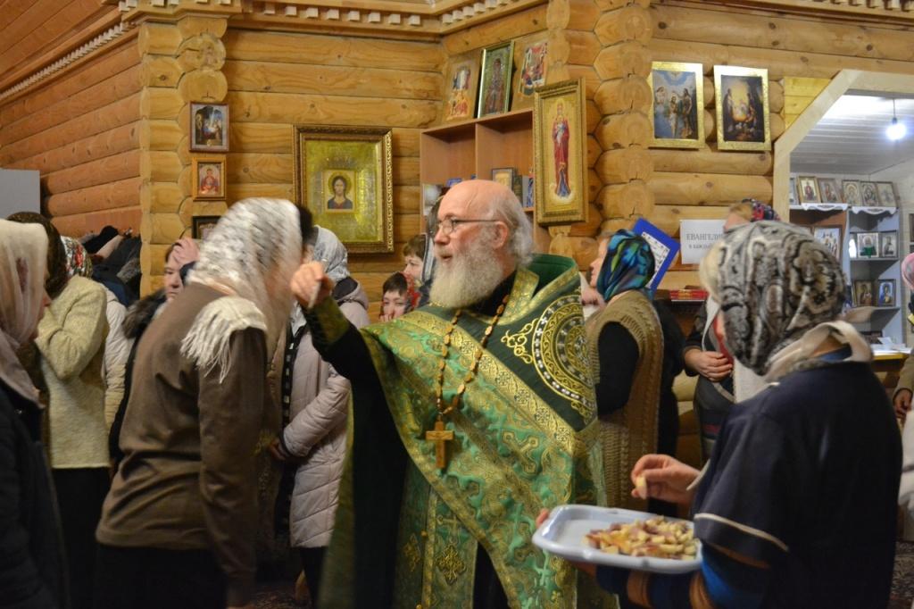 Мордовия: Наш приход расширяется молитвами Иоанновской семьи