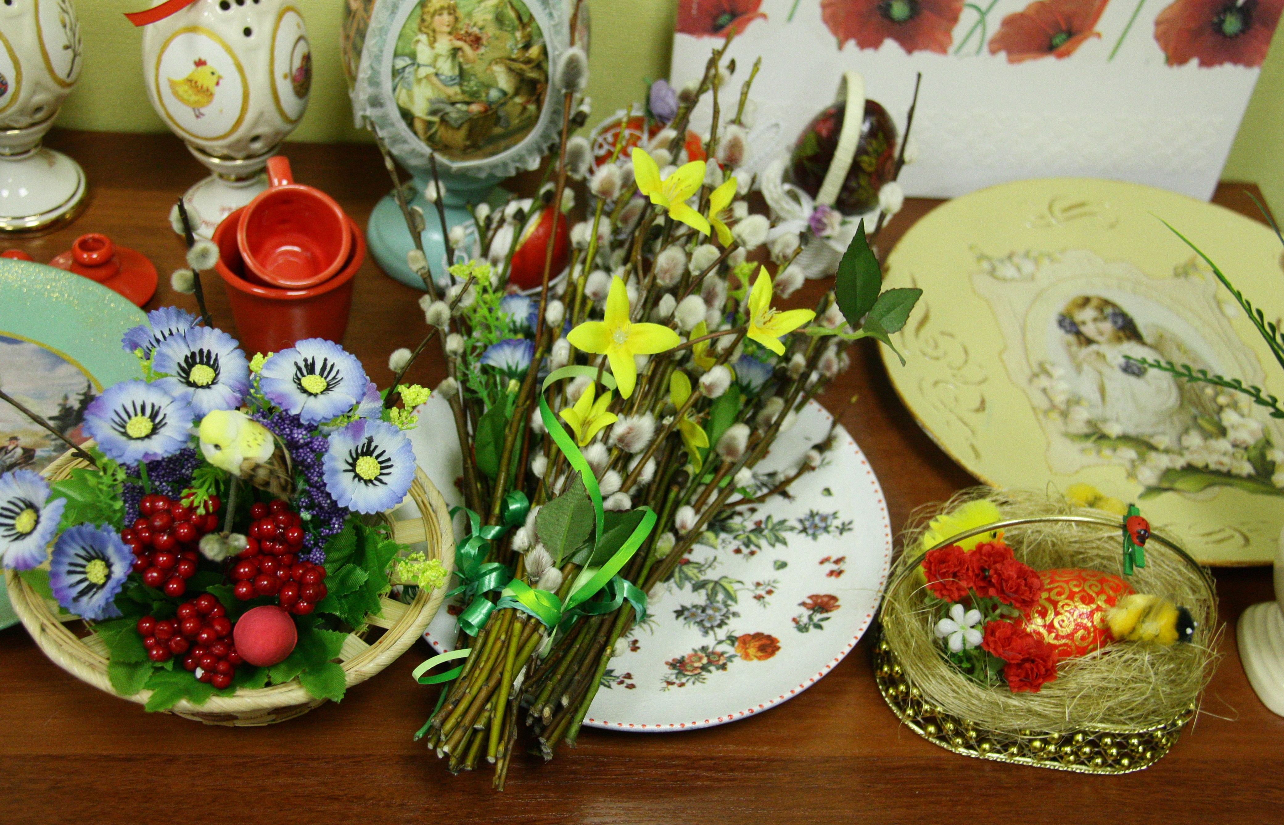 Сб, 20 апреля, Наш дом: приглашаем на Пасхальную выставку!
