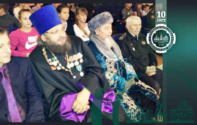 Путь духовного воина. Интервью с настоятелем Гайского собора Иоанна Кронштадтского