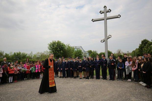 Волгоградцы почтили память павших на «острове Людникова»