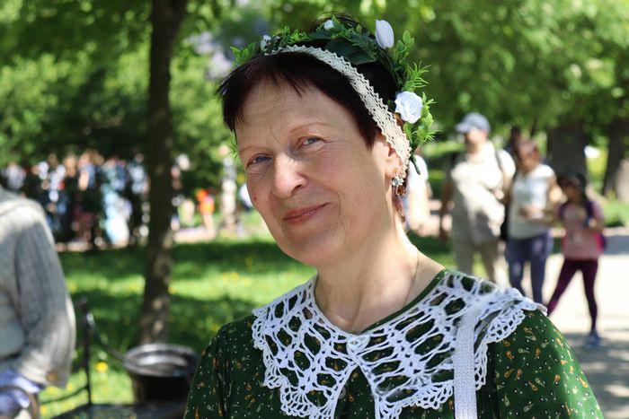 Поздравляем Ирину Васильеву с юбилеем!