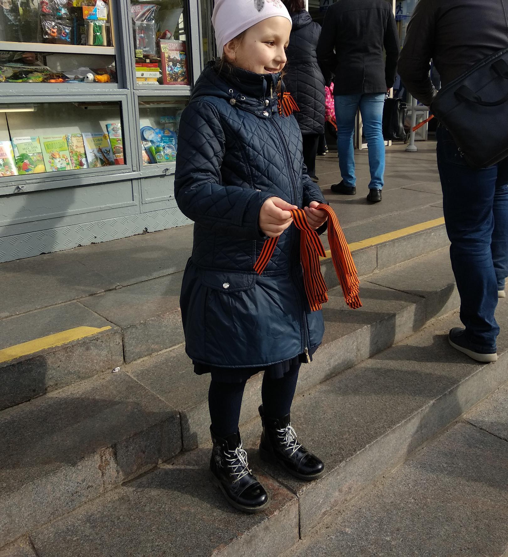 «Весеннее чаепитие» и «Георгиевская ленточка»: ПМК «Чайка» участвовал в майских мероприятиях