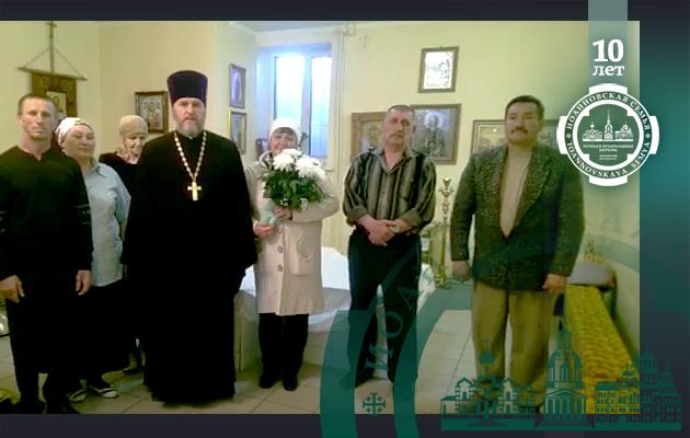 Иерей Владимир Тарасов: Помощь Батюшки чувствуем во всем, вплоть до мелочей