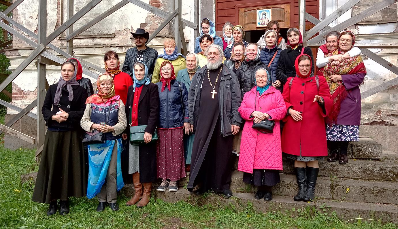 Далекое близкое Леонтьевское: репортаж о приходской поездке