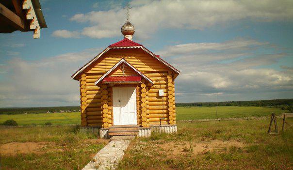 Архангельская, п. Шуйга (храм)