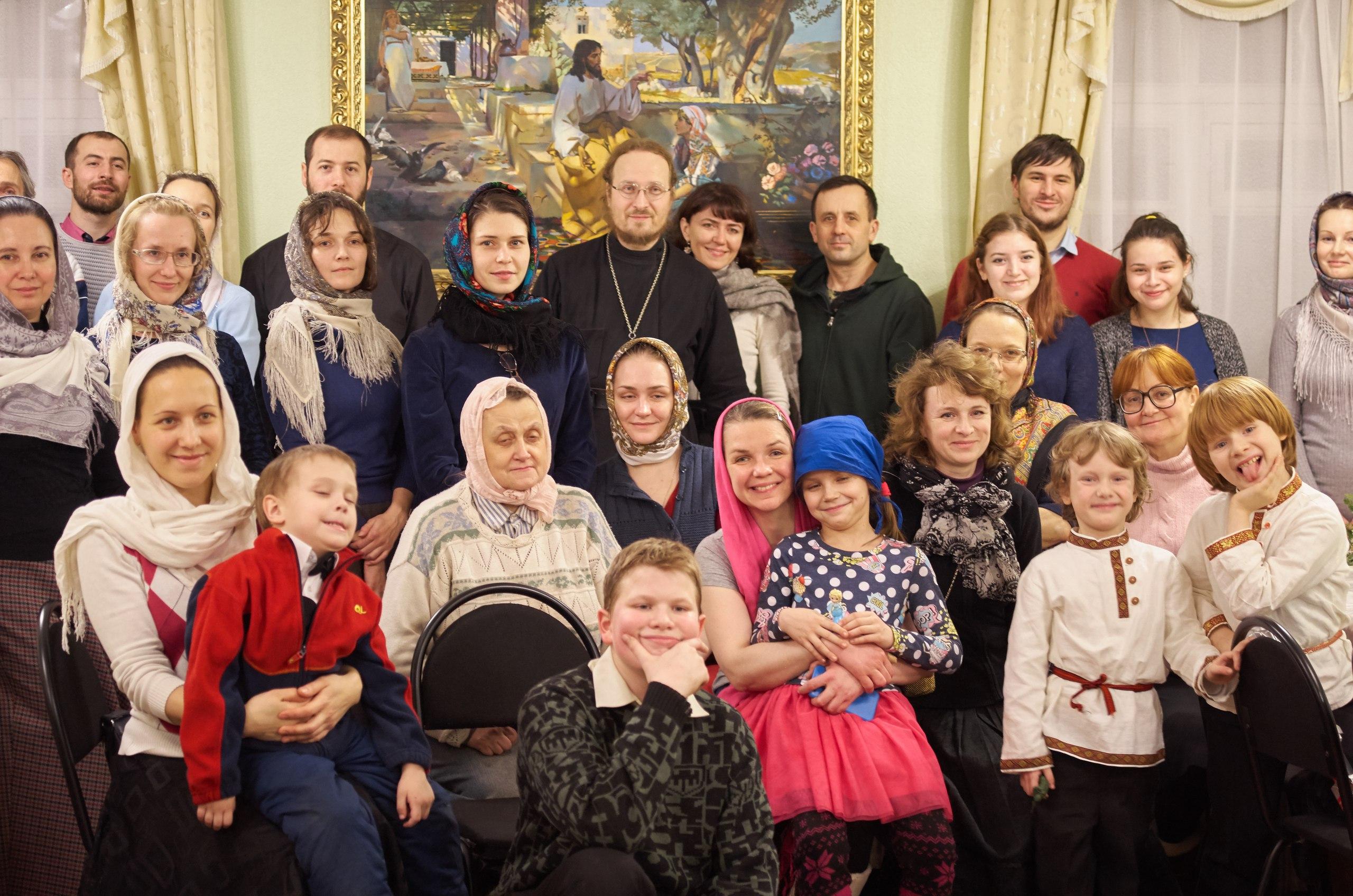 Санкт-Петербургская, г. Санкт-Петербург (духовно-просветительское общество)