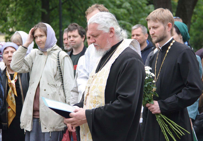 «Иоанн Кронштадтский – небесный покровитель Санкт-Петербурга»: репортаж о празднике