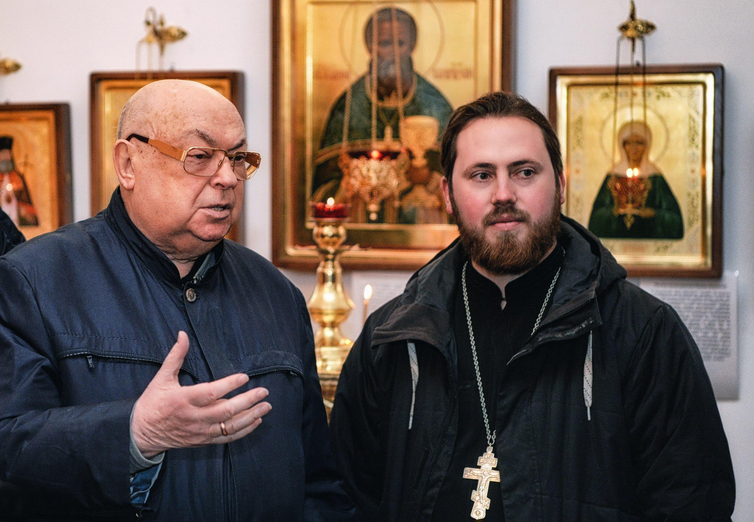 В московском храме на Кронштадтском бульваре организовали акцию «Именной кирпич»