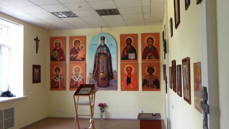 Санкт-Петербургская, г. Санкт-Петербург (молитвенная комната)
