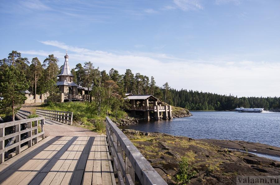 Правительство России утвердило присвоение имени Иоанна Кронштадтского острову на Валааме