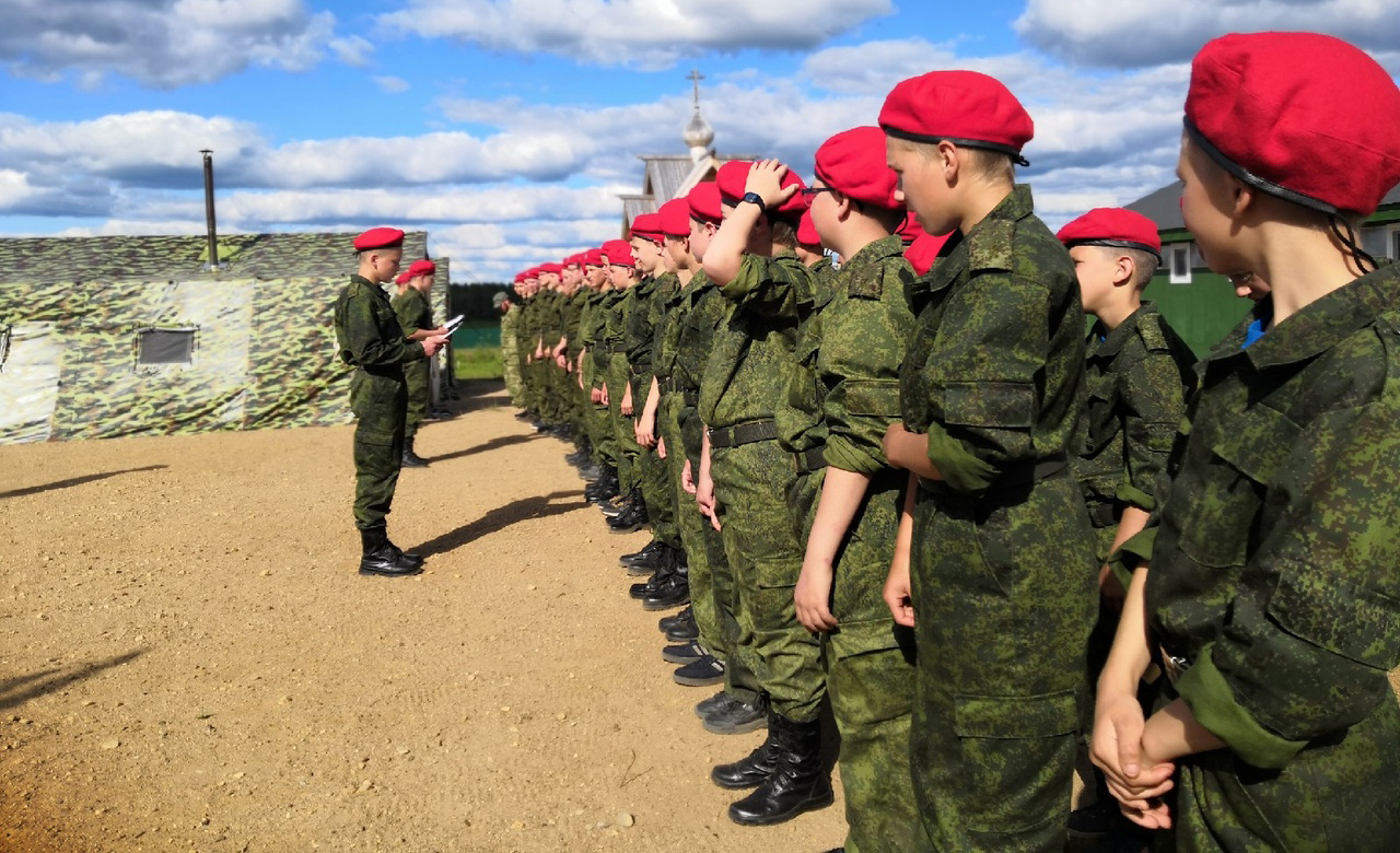 «Быть достойным славы Российской армии»:  торжественное открытие и насыщенные будни второй смены «Архистратига» (фото)