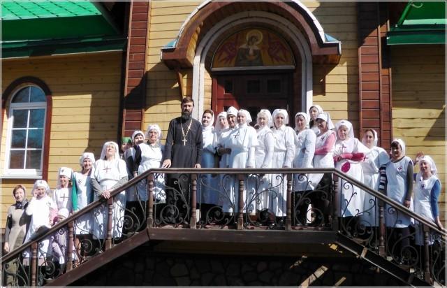 Иркутск: Очень ждем новой встречи Иоанновской семьи!