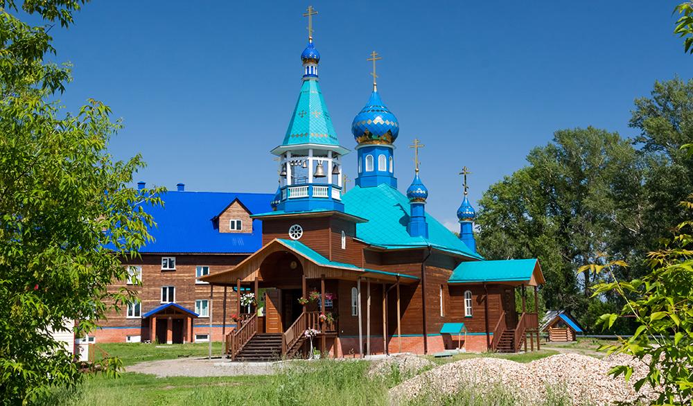 Алтайский монастырь: Помогите приобрести уголь на зиму