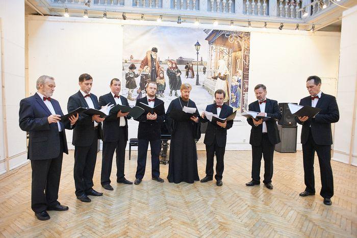 Мужской хор «Именем Иоанна Кронштадтского» приглашает в свой коллектив