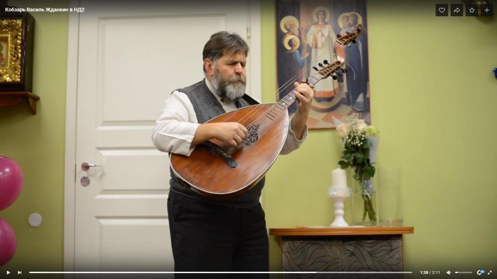 Месяц назад не стало Василия Жданкина, участника встреч нашей Семьи. Просим молитв